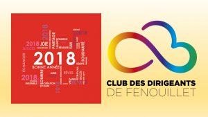 Les vœux 2018 du Club des Dirigeants de Fenouillet et du Nord Toulousain