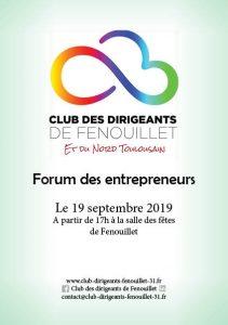 Forum des Entrepreneurs - Visiteur