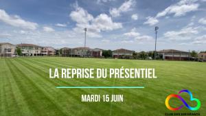 Invitation à la réunion du CDF du 15 juin 2021